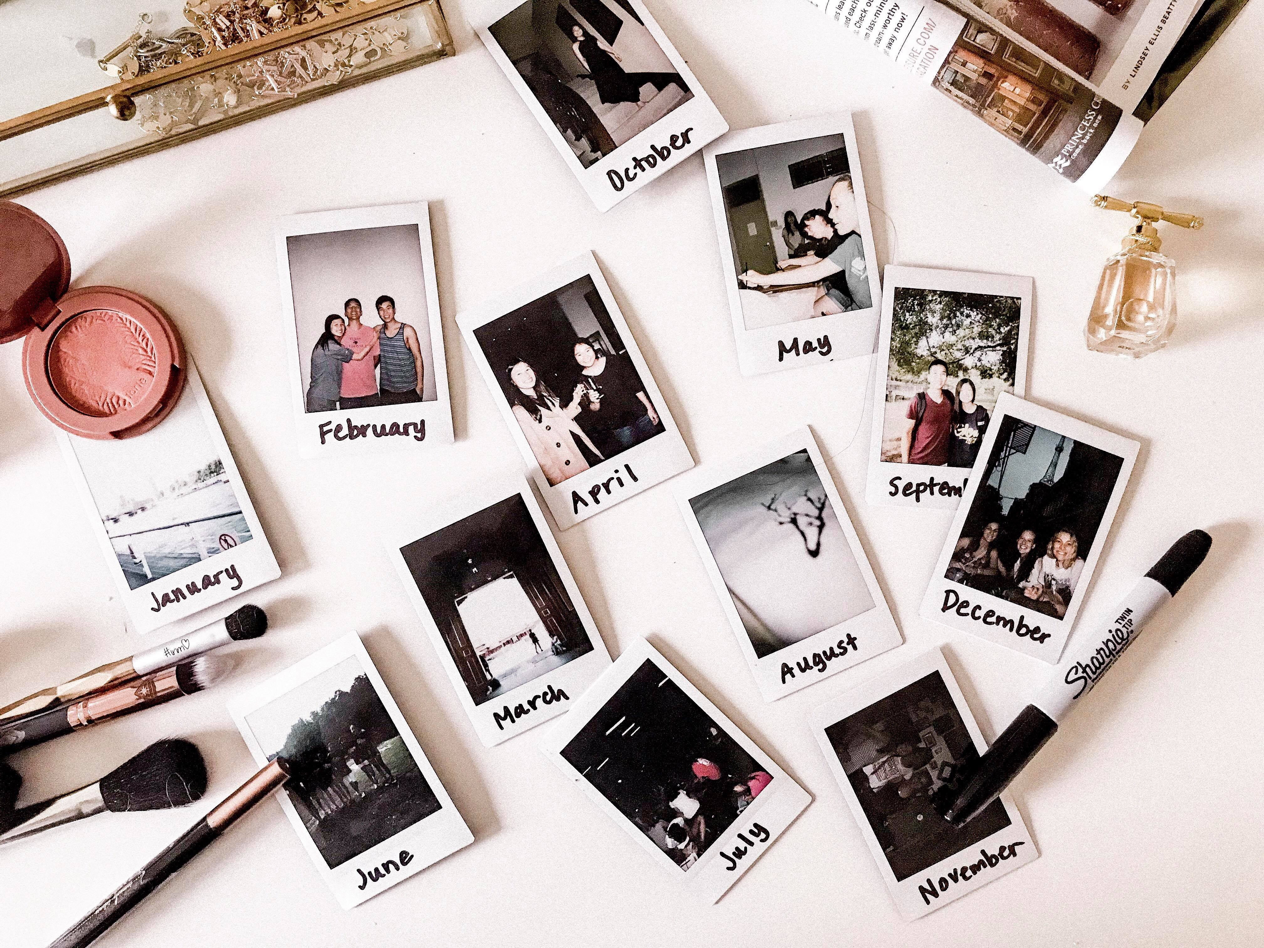 Polaroid Decor Ideas! – As Told By Michelle